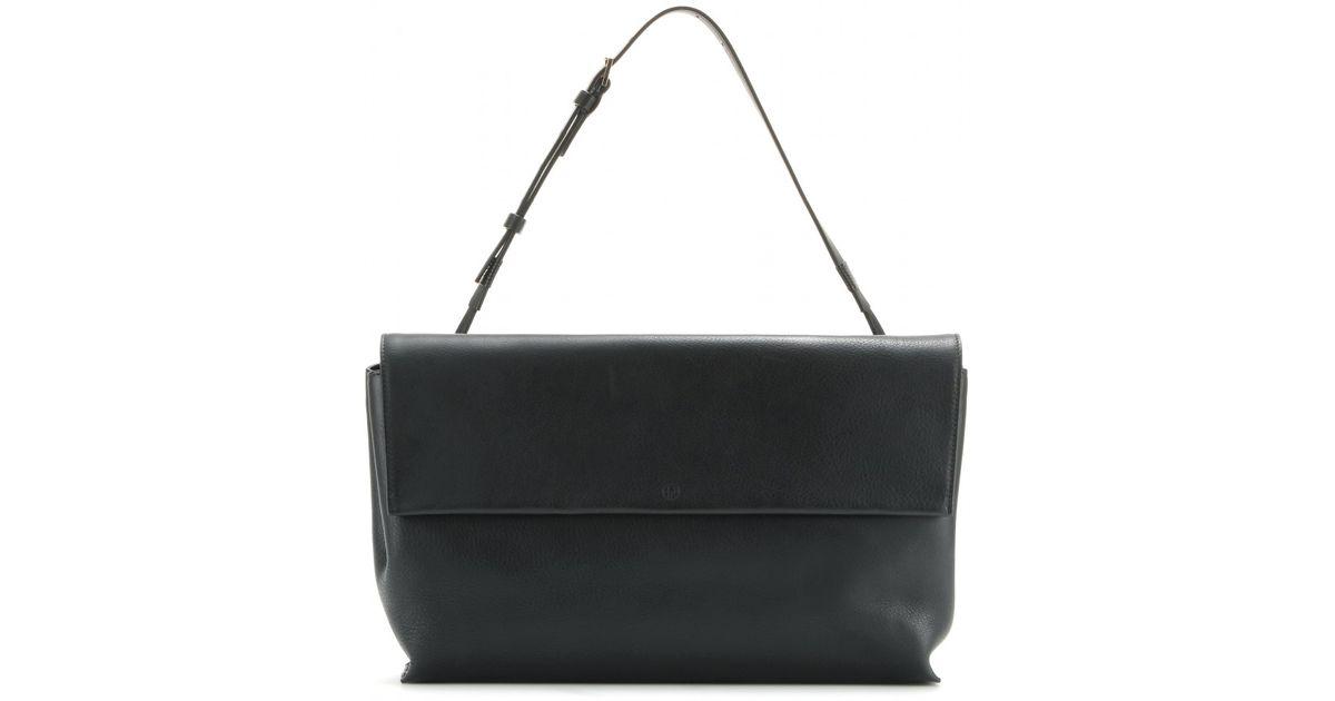 bfaa3e26841e Black Leather Flap Purse - Best Purse Image Ccdbb.Org