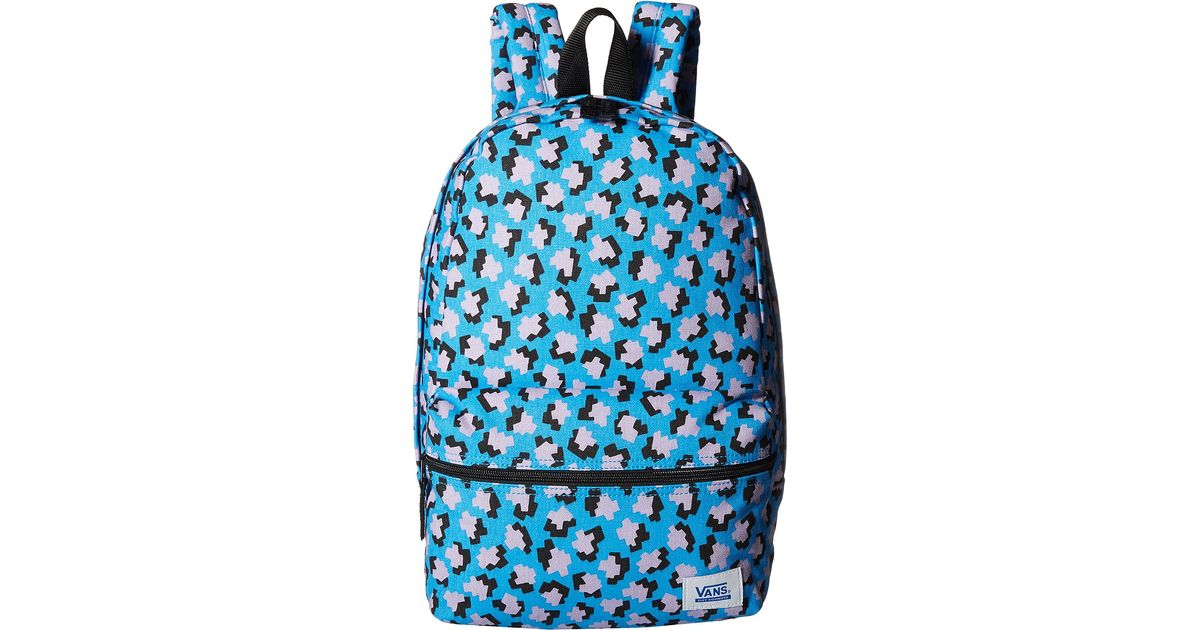 11c118cab8 Vans Eley Kishimoto Small Backpack in Blue - Lyst