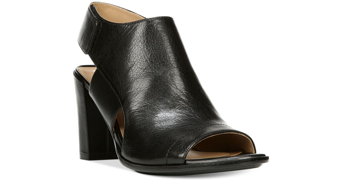 Black Zahn Naturalizer Shoes