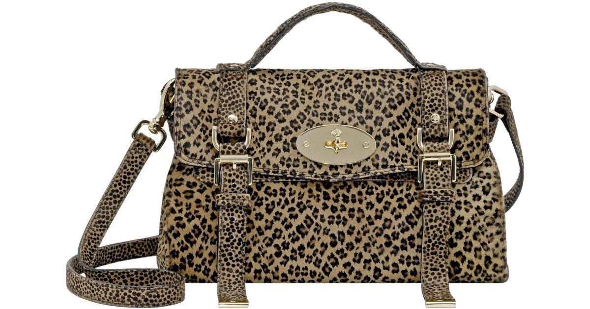 6f4e0157e0d0 ... purse house of frasermulberry alexa hoboinnovative greece mulberry  alexa haircalf satchel lyst 5c800 79754 ...