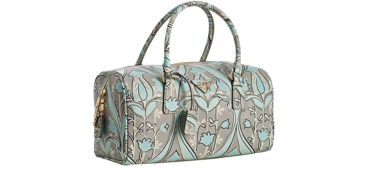 prada handbags white leather - prada snakeprint tessuto satchel, prada brown nylon bag
