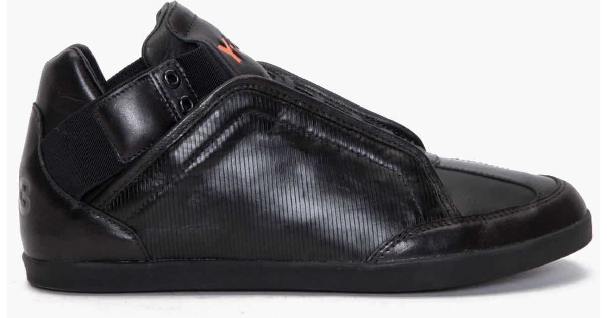 8696a0eb2 Lyst - Y-3 Kazuhiri Sneakers in Black for Men