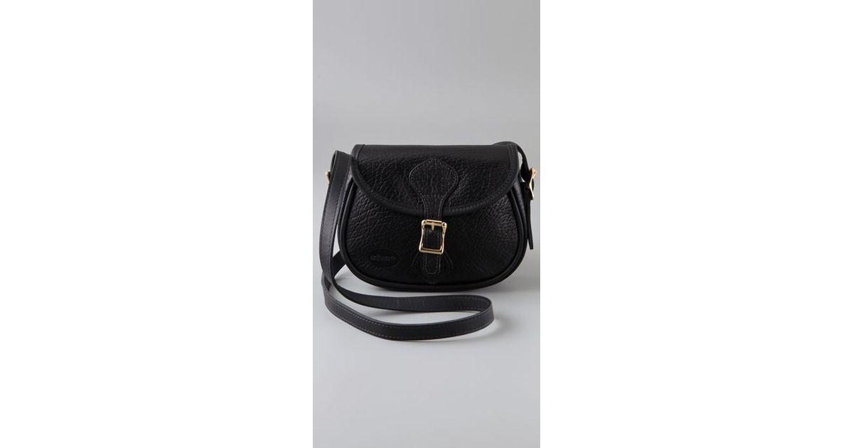 Lyst - JW Hulme Legacy Bag in Black 44df040ed2588