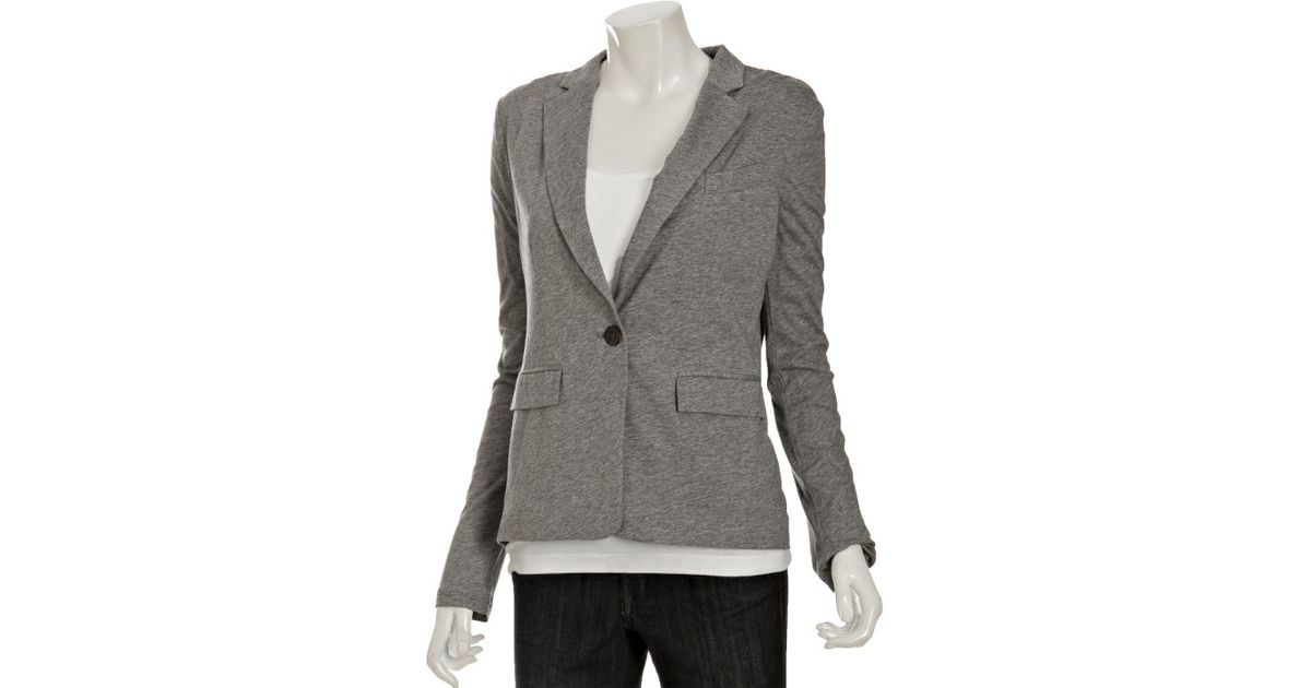 Cheap Looking For Best Sale Online Boucle Zip Vest in Light Gray Heather Cheap Price From China HGH4L