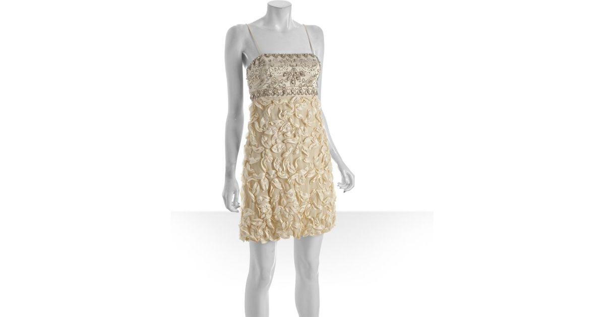 Taffeta Bubble Dress
