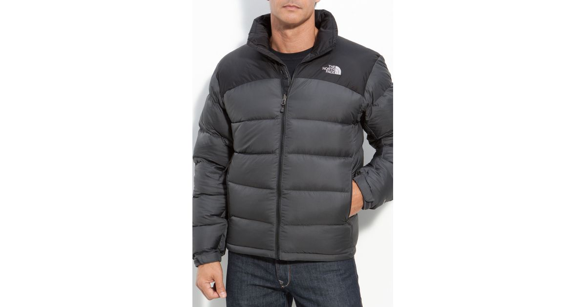db0d7af75c ... The north face Nuptse® 2 Down Jacket in Gray for Men Lyst The North  Face Jackets ...
