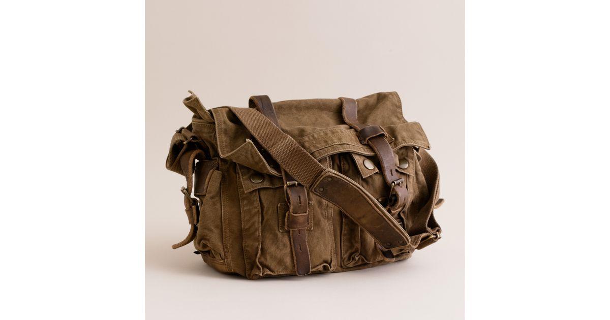 76145d4840 J.Crew Belstaff® Colonial Shoulder Bag in Brown for Men - Lyst