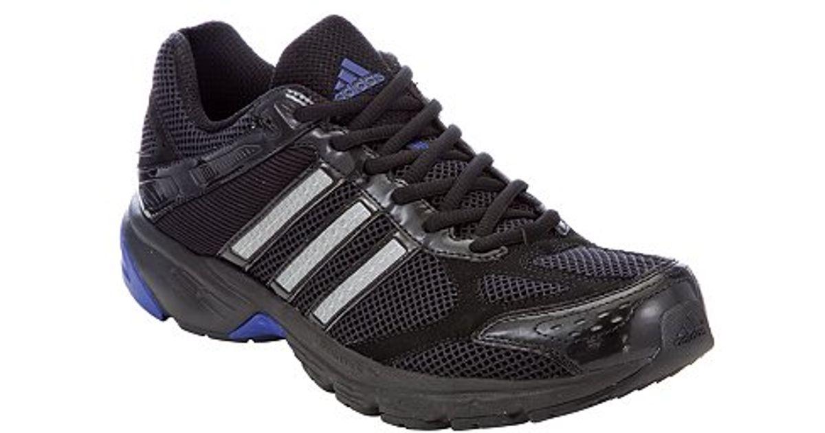 Running Adidas Shoes Black Metallic Mens 4 Duramo Silver In 2WEDH9I