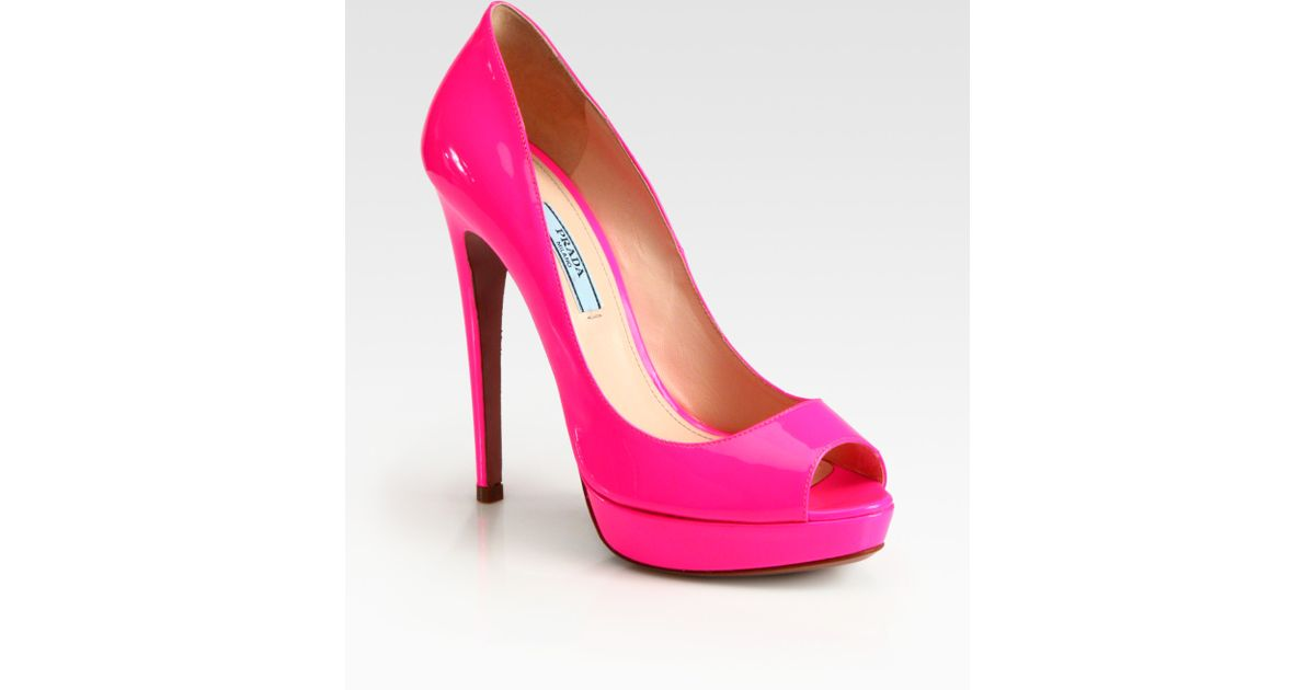 Prada Chaussures À Bout Ouvert Rcx7nFeA