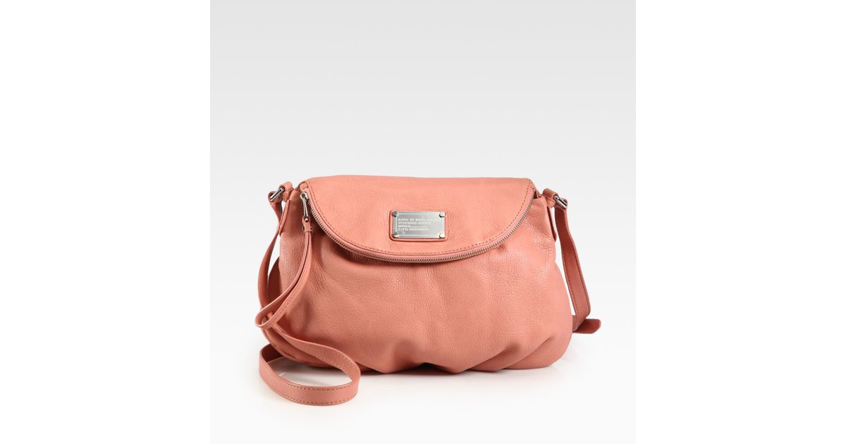 3a37da403834 Lyst - Marc By Marc Jacobs Classic Q Natasha Bag in Pink