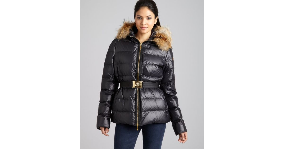 moncler angers jacket black