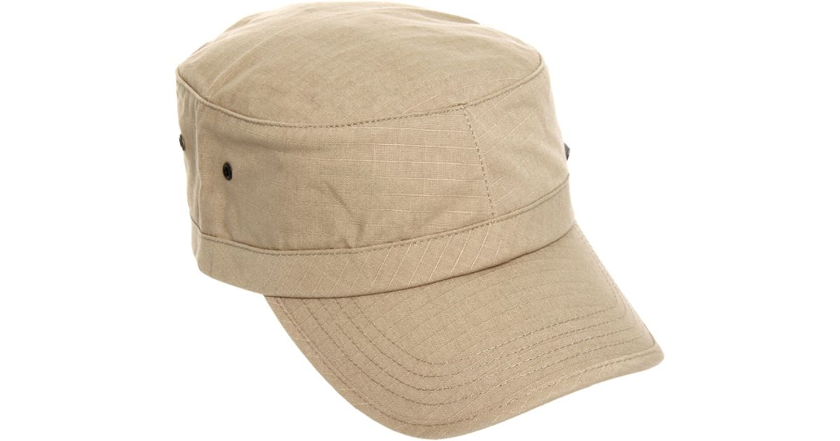 2b9e9469d86 ... germany lyst carhartt carhartt army cap in natural for men a1532 9f14f
