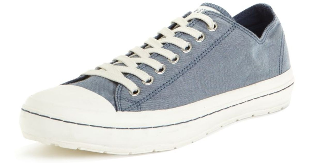 2deaf6f1f749 Lyst - Converse Premiere All Star Sneakers in Blue for Men