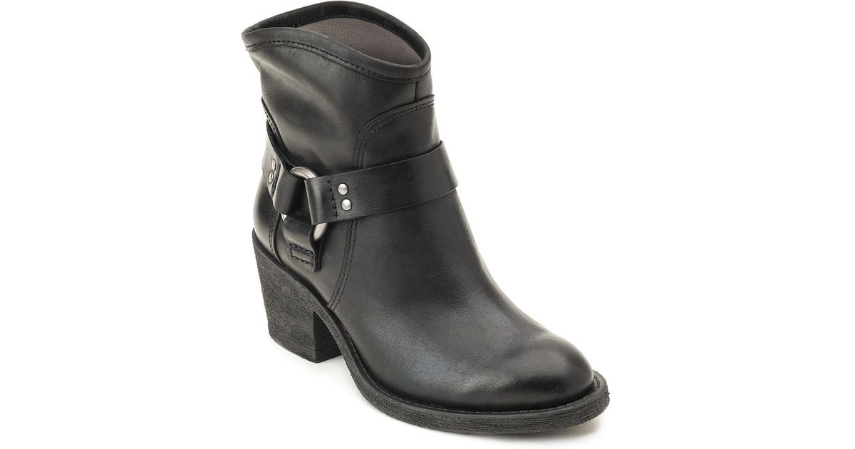 ec403e69ed9 Lucky Brand - Black Bambi Ankle Booties - Lyst