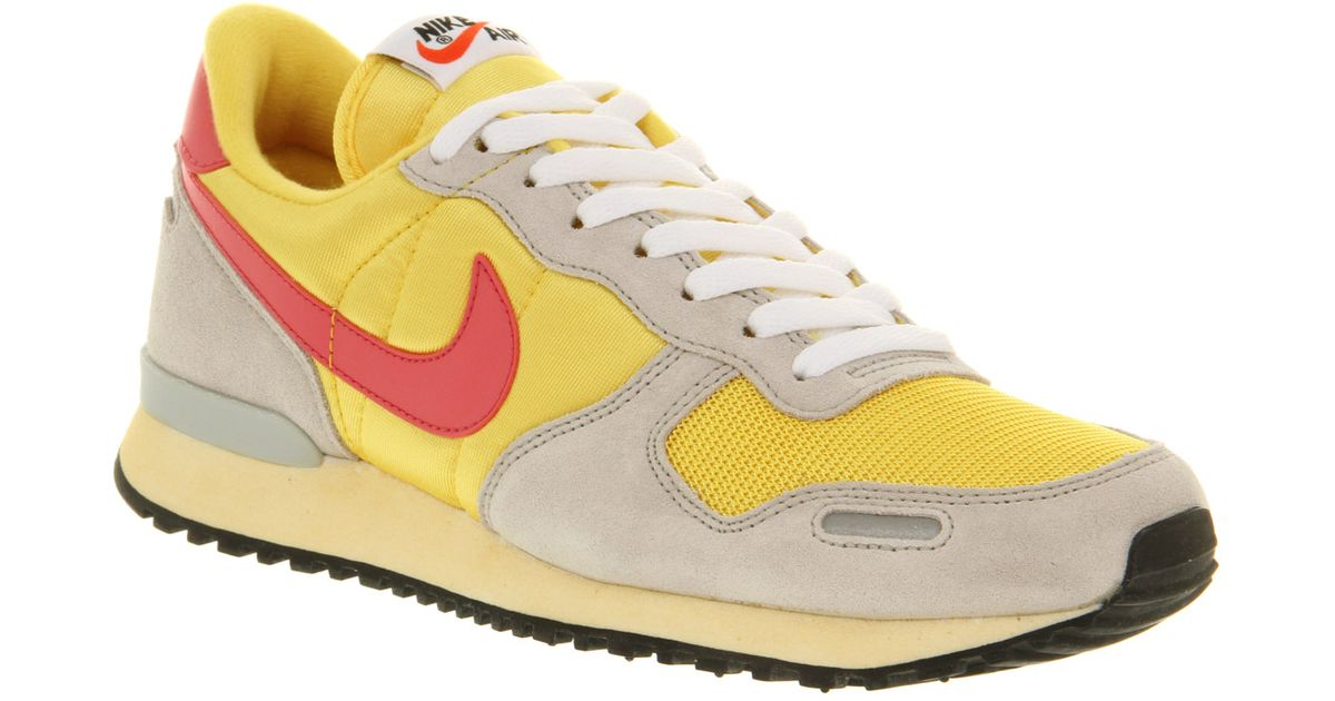 dcef68a357292 Lyst - Nike Air Vortex Vintage in Yellow