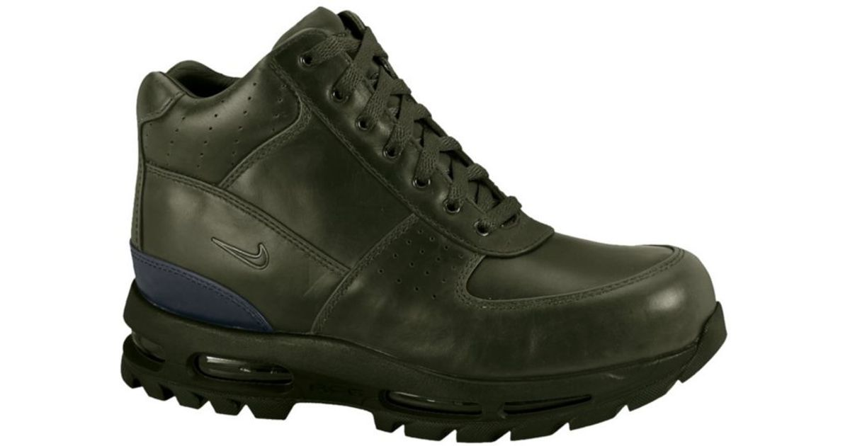 fc9fb1df58 Lyst - Nike Air Max Goadome Boots in Black for Men