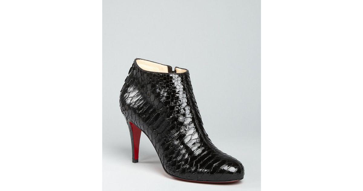 a74dd086f4c best price louboutin pedro boots zip 038c0 ed6c0