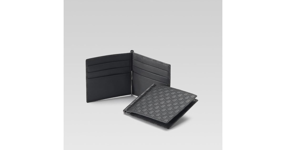 454eb4db4d4b42 Gucci Bifold Wallet With Money Clip - The Best Wallet Produck