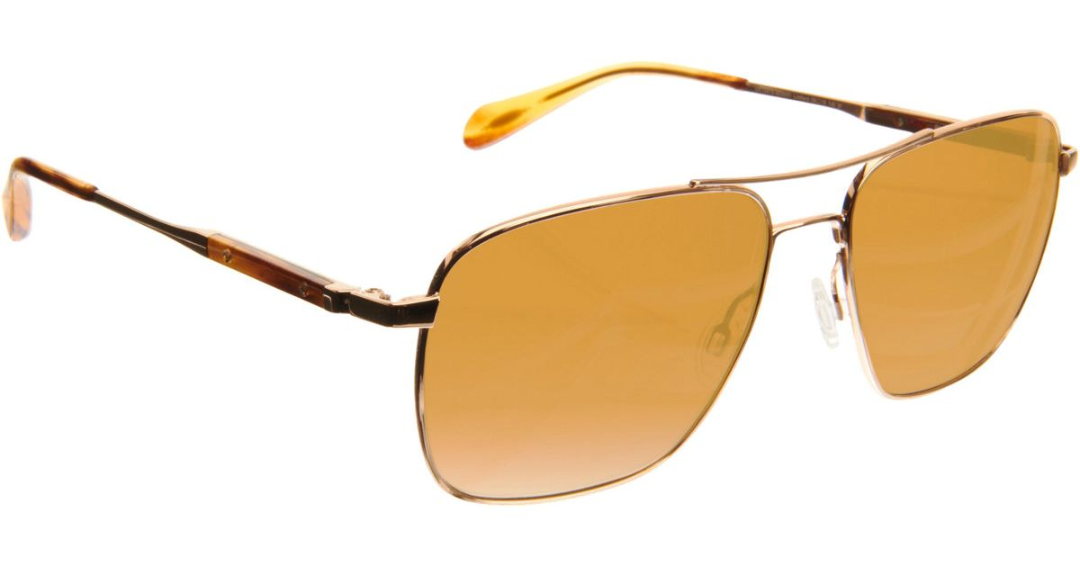 320e31ebdc Oliver Peoples Linford in Metallic for Men - Lyst