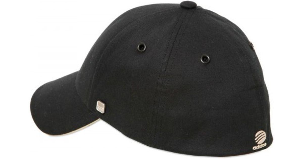 496127397f8bd Porsche Design Stretch Cotton Golf Hat in Black for Men - Lyst