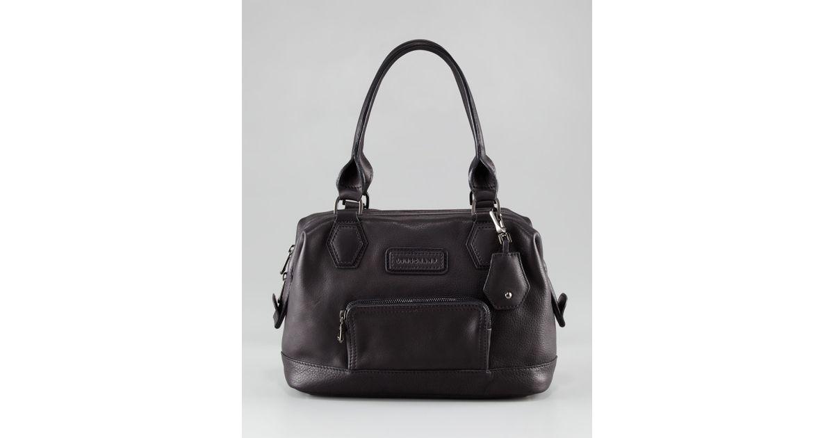 833a063299ea Lyst - Longchamp Legende Sport Medium Handbag Black in Black