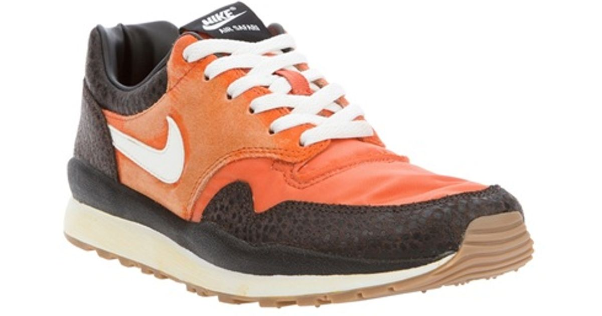683c2806cc57 ... Nike Air Safari Vintage Sneaker in Orange for Men - Lyst