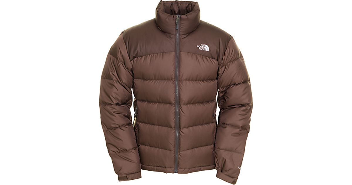 c889672c9fd9 The North Face The North Face Mens Nuptse 2 Jacket Bittersweet Brown in Brown  for Men - Lyst