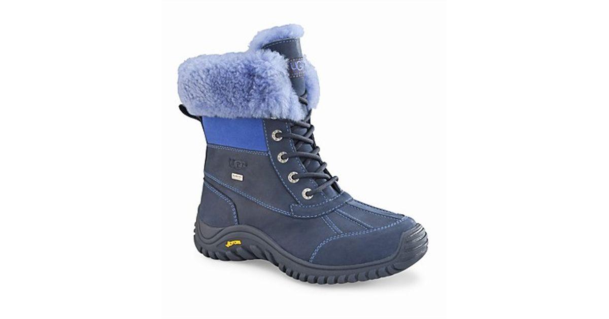 blue adirondack ugg boots