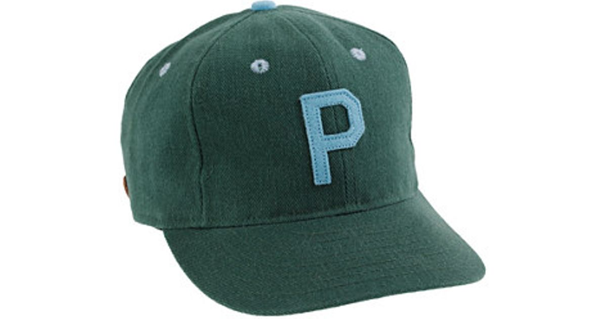 Lyst - J.Crew Ebbets Field Flannels For J Crew Twill Ball Cap in Green for  Men a4c2be50a3df