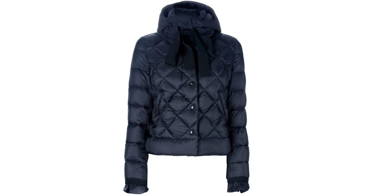 7065a35c6823 official moncler jacket navy ribbons 021ae fa4e0