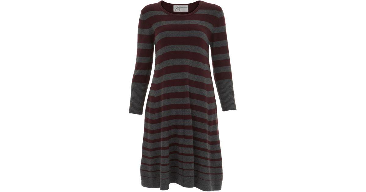 Madeleine thompson grey maxi dress