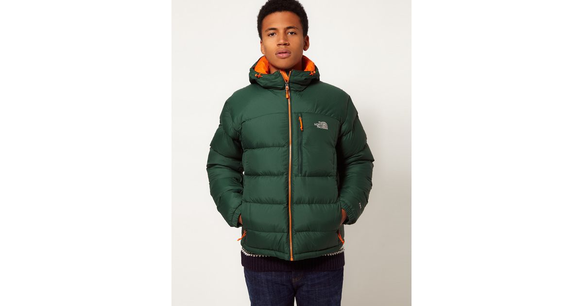 Lyst - The North Face The North Face Argento Hooded Jacket Noah Green in  Green for Men db86e6059