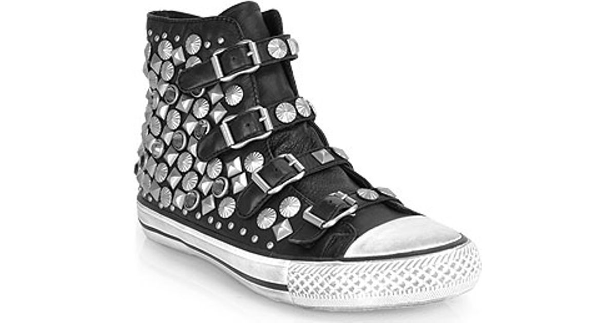 free shipping tumblr Ash Victim Embellished Sneakers clearance cheap price discount reliable sale low shipping fee ZTggJyw