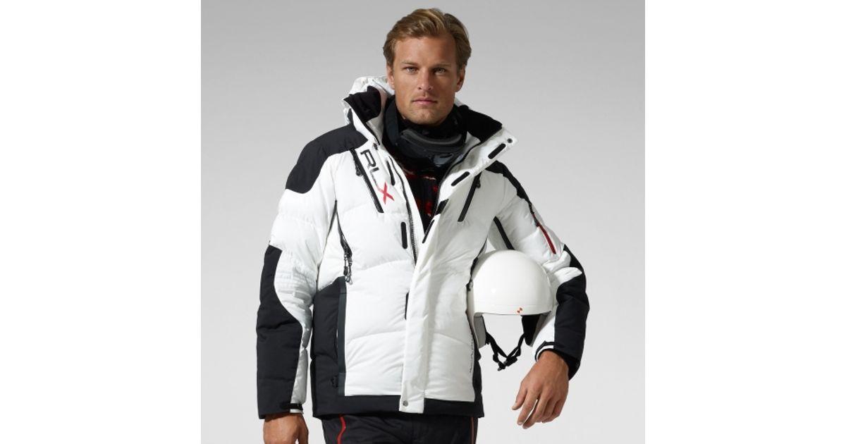 f4e7d794 RLX Ralph Lauren Recco Rescue Down Jacket in White for Men - Lyst