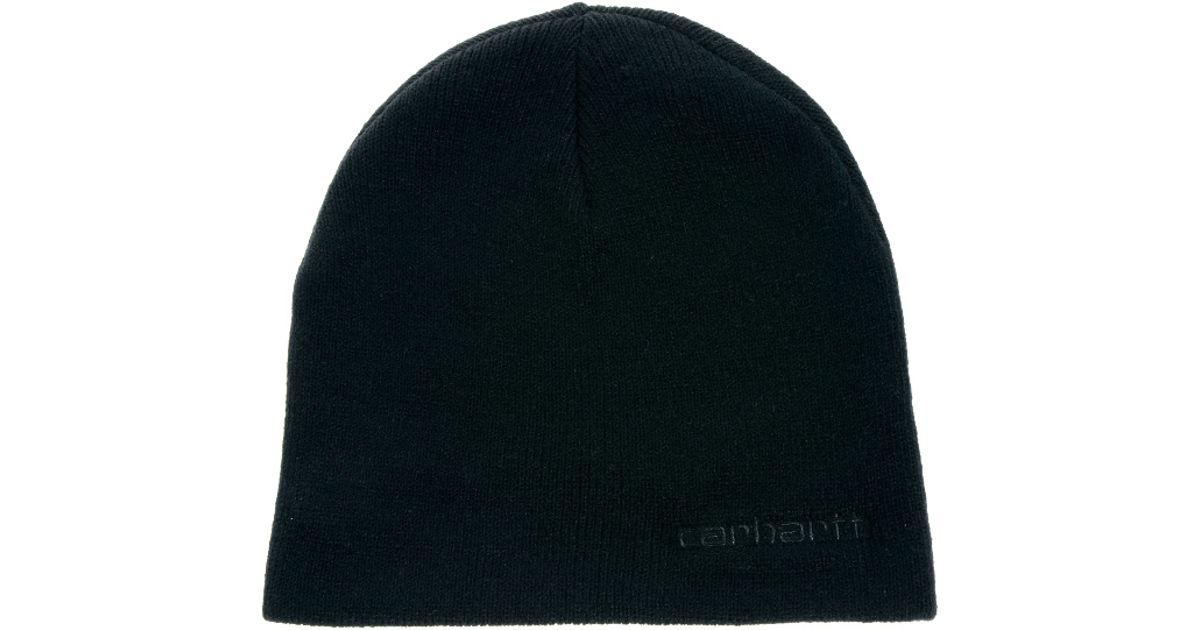 ad700b0d2f2 Lyst - Carhartt Simple Beanie in Black for Men