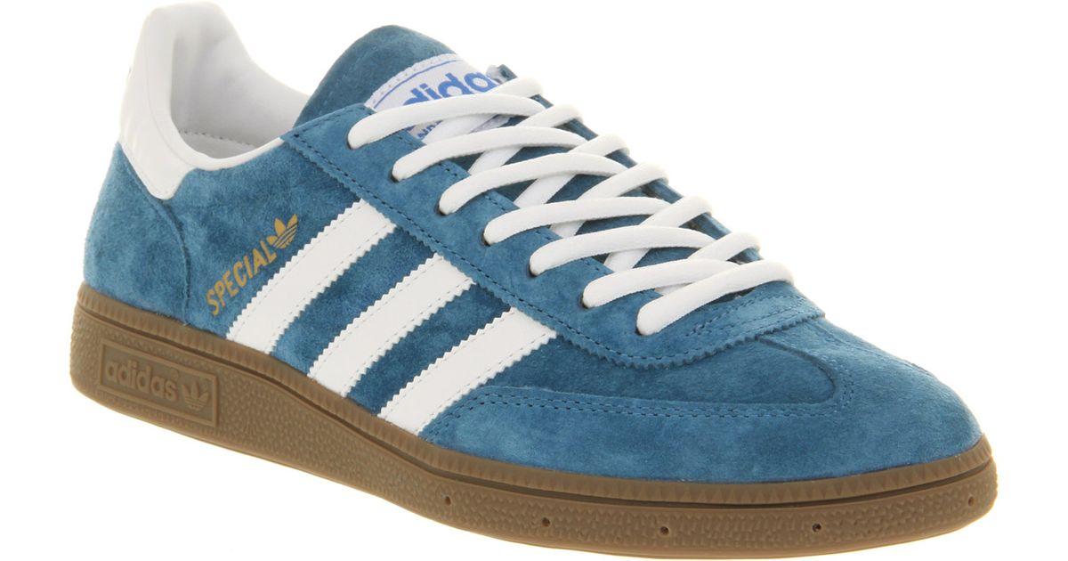 free shipping 8425c 4d87d Lyst - adidas Spezial Blue Running White in Blue for Men