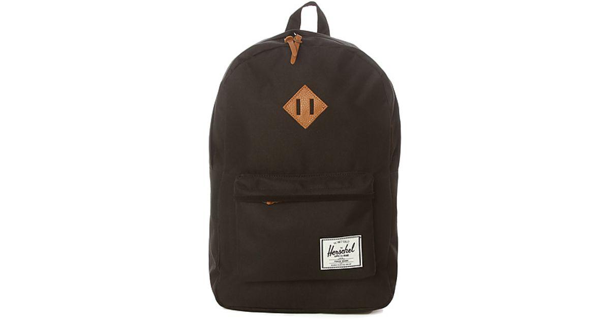 039ec1ad59d Lyst - Herschel Supply Co. The Herschel X New Balance Heritage Plus Backpack  in Black for Men