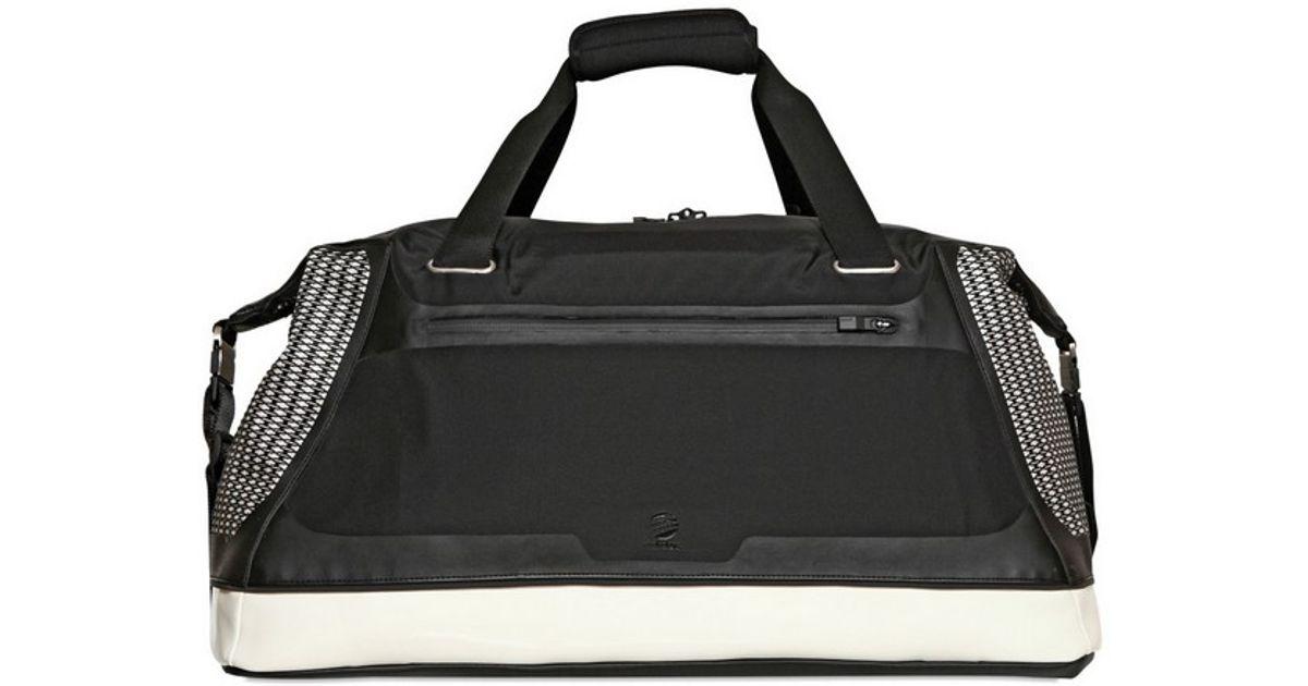 759e9e801f69 Lyst - Porsche Design Bounce Water Resistant Nylon Gym Bag in Black