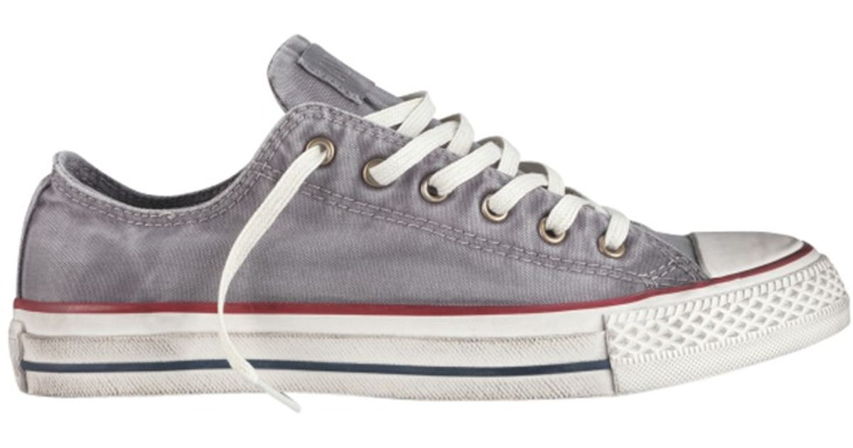 0e865fbc5e7c Converse Well Worn Trainers in Gray for Men - Lyst