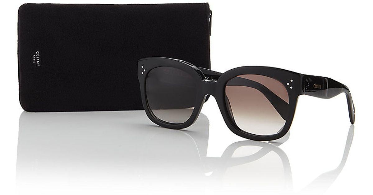 Celine New Audrey Sunglasses  céline new audrey sunglasses in brown lyst
