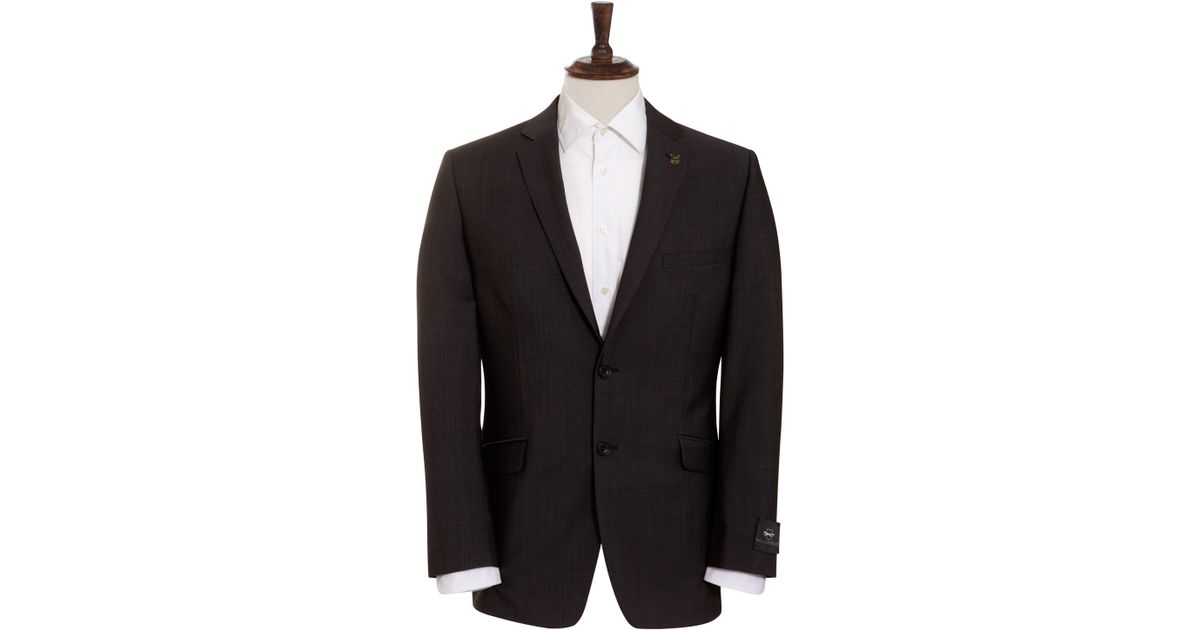 5d0c781c4f8 Paul Costelloe Mohair Tonic Suit Jacket in Gray for Men - Lyst