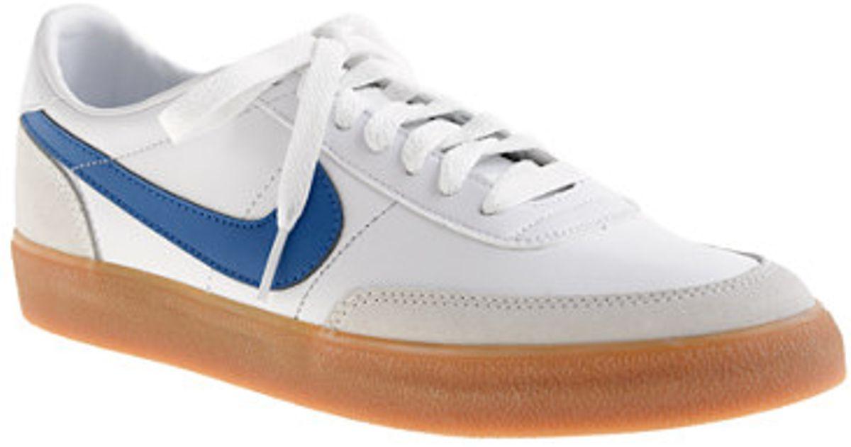size 40 d1914 73ff4 J.Crew Nike Killshot 2 Sneakers For Jcrew in White for Men - Lyst