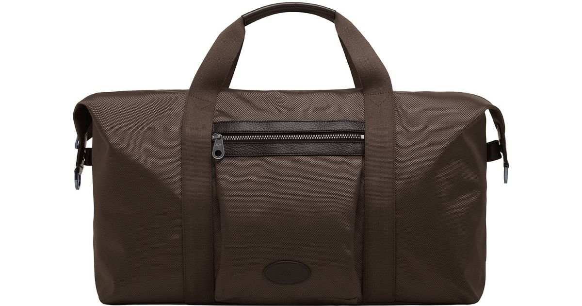 ead9850a215 Mulberry Henry Gym Bag in Brown for Men - Lyst