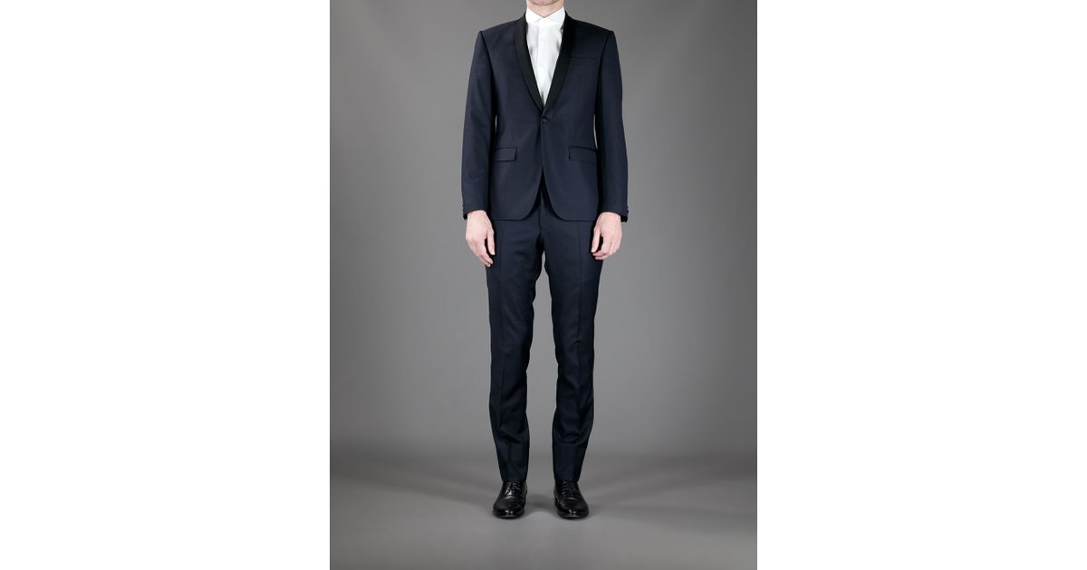 d56e6455aed9 Mr Start Three Piece Suit in Black for Men - Lyst