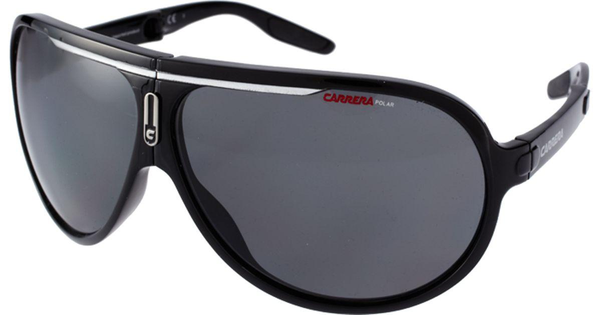 49cfed85e8 Lyst - Carrera Carerra Ccity Folding Aviator Sunglasses in Black for Men