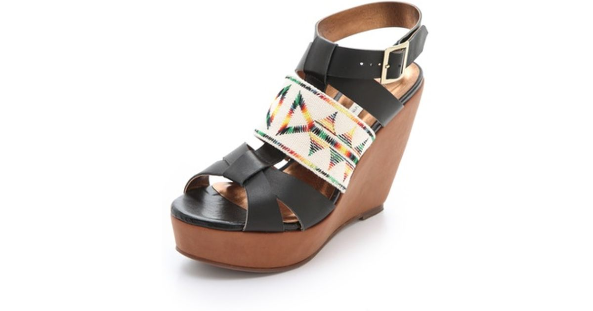 Twelfth Street by Cynthia Vincent Suede Wedge Sandals sale shopping online online for sale clearance exclusive visit for sale pay with paypal cheap online HtKvUKp