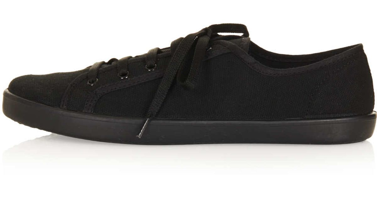 topshop cluster lace up