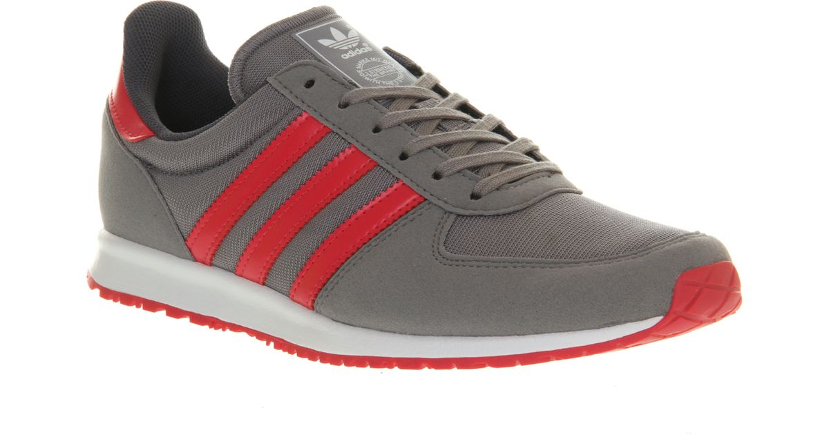 huge selection of 4ca55 a6ede Lyst - adidas Adistar Racer W in Red