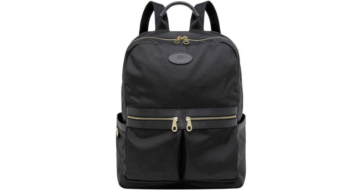 Mulberry Henry Backpack in Black for Men - Lyst bc17838fe608e