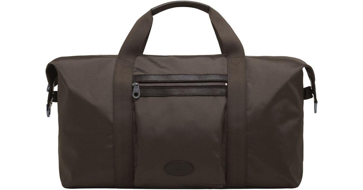 Lyst - Mulberry Henry Gym Bag in Metallic for Men dfc43f0ebcbdd